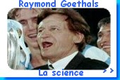 Raymond Goethals la science
