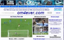 OM4ever.com, OM la Grande Histoire