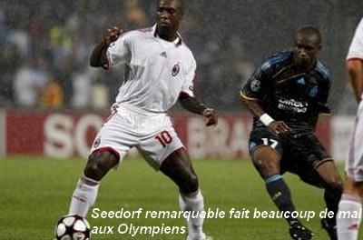 OM Milan 1 - 2