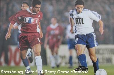 Histoire de la coupe de france saison 1994 1995 vainqueur - Coupe de france strasbourg ...