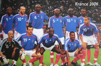 Histoire des france br sil retrospective de la coupe du - Zidane coupe du monde 1998 ...