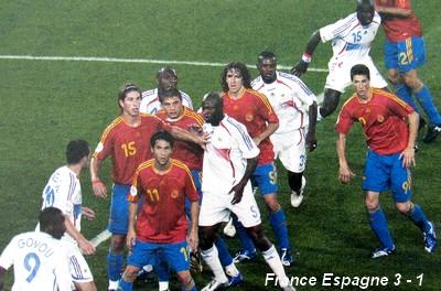 L'Espagne ne voulait pas de la France thumbnail
