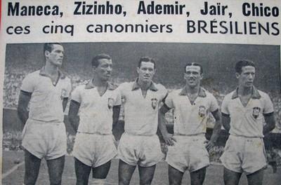 brésil uruguay 1950