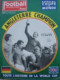 Histoire de la coupe du monde 1966 retrospective de la coupe du monde 1966 - Histoire de la coupe du monde ...