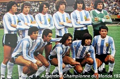 Histoire de la coupe du monde 1978 retrospective de la - Finale coupe du monde 1978 ...