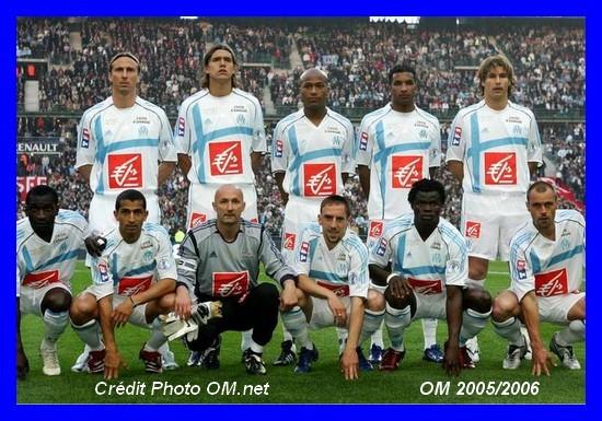 Olympique De Marseille Saison 2005 2006 Victoire En Inter