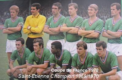Om saint etienne samedi 19 h les quipes des verts de saint etienne - Coupe de france saint etienne ...