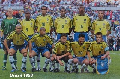 Histoire de la coupe du monde 1998 retrospective de la coupe du monde 1998 zinedine zidane la - Joueur coupe du monde 98 ...