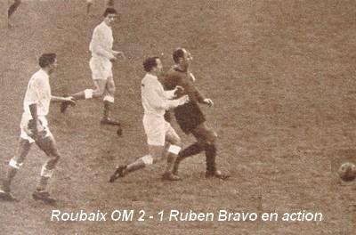 Olympique de marseille saison 1960 1961 for Cuisinella brignoles roubaix