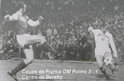 L 39 om bat reims 3 1 en 1 8eme de finale de la coupe de - Tirage des 8eme de finale de la coupe de france ...